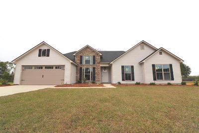 Valdosta Single Family Home For Sale: 2051 Holland Circle
