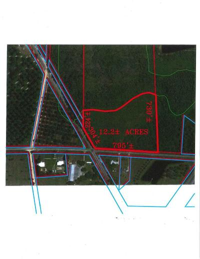 Valdosta GA Commercial Lots & Land For Sale: $199,500