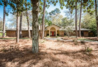 Single Family Home For Sale: 3315 Plantation