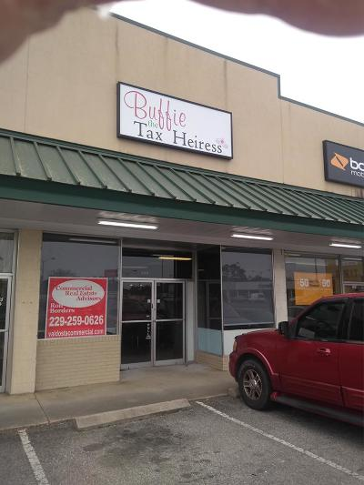 Lowndes County Commercial Lease For Lease: 2112 N Ashley St