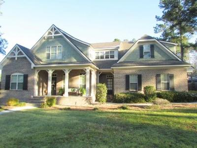 Berrien County, Brooks County, Cook County, Lanier County, Lowndes County Single Family Home For Sale: 5306 Forest Glen Circle