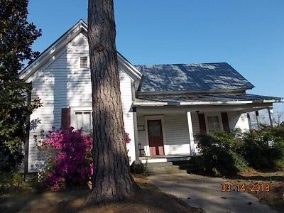 Quitman Single Family Home For Sale: 209 N Culpepper Street