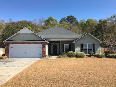 Single Family Home For Sale: 2800 Cotton Bay Crossing