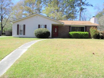 Valdosta GA Single Family Home For Sale: $129,900
