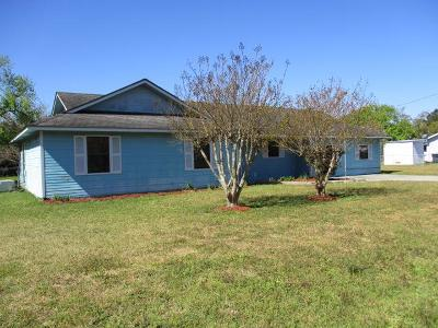 Valdosta GA Single Family Home For Sale: $79,900