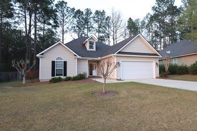 Valdosta GA Single Family Home For Sale: $161,500