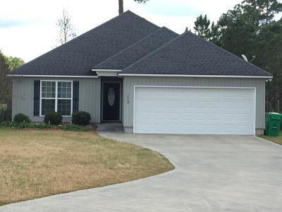Valdosta GA Single Family Home For Sale: $119,900