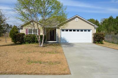 Valdosta GA Single Family Home For Sale: $123,900