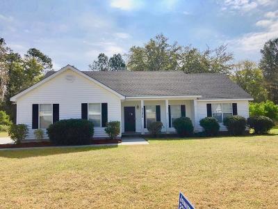 Valdosta GA Single Family Home For Sale: $139,900