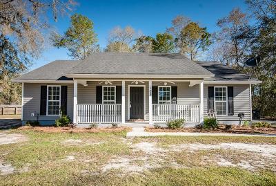 Valdosta GA Single Family Home For Sale: $127,500