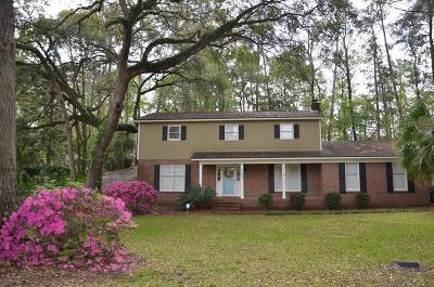 Valdosta GA Single Family Home For Sale: $184,900