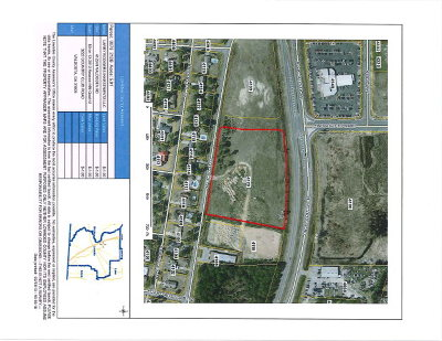 Commercial Lots & Land For Sale: Tract C North Valdosta Road