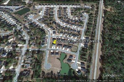 Residential Lots & Land For Sale: 1800 Chestnut Drive
