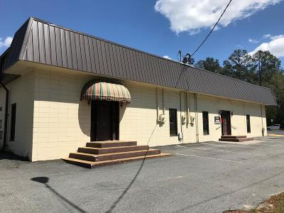 Lowndes County Commercial Lease For Lease: 1126 W Gordon St