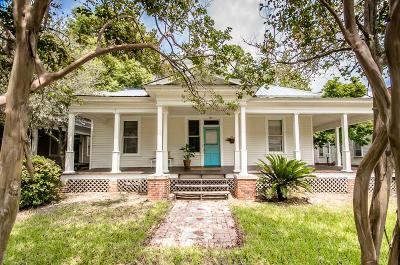 Single Family Home For Sale: 700 Floyd St.