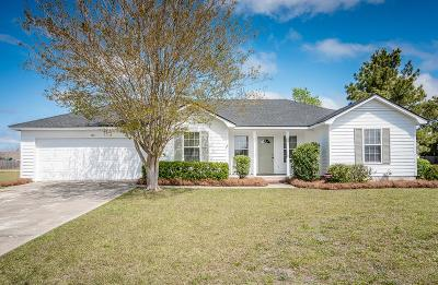 Single Family Home For Sale: 3821 Trotters Ridge Circle