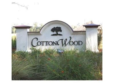 Single Family Home For Sale: 2915 Cotton Bay Crossing