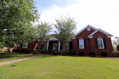 Valdosta Single Family Home For Sale: 1300 Deerbrook Drive