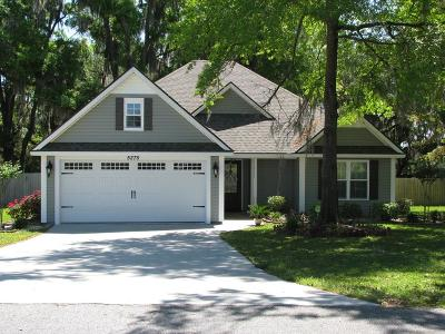 Lake Park Single Family Home For Sale: 5275 Golf Drive