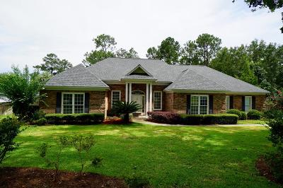 Single Family Home For Sale: 733 Lake Laurie Dr.