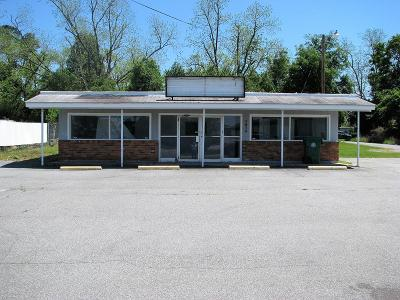 Valdosta GA Commercial For Sale: $79,000