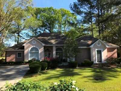 Stone Creek Single Family Home For Sale: 4349 Plantation Crest