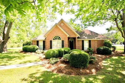 Berrien County, Brooks County, Cook County, Lanier County, Lowndes County Single Family Home For Sale: 4500 Wellington Woods Drive