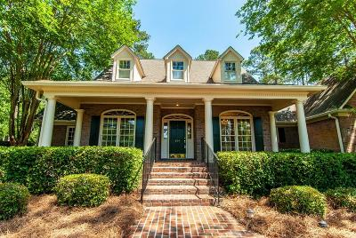 Valdosta Single Family Home For Sale: 804 Lake Laurie