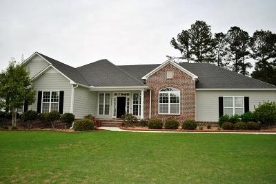 Berrien County, Brooks County, Cook County, Lanier County, Lowndes County Single Family Home For Sale: 3695 Arbor Run