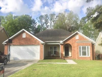 Berrien County, Brooks County, Cook County, Lanier County, Lowndes County Single Family Home For Sale: 4517 Plantation Crest Road