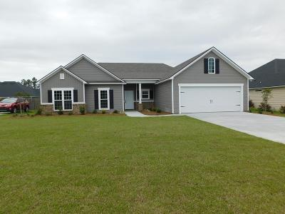 Berrien County, Brooks County, Cook County, Lowndes County Single Family Home For Sale: 3933 Old Pine Road