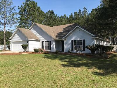 Berrien County, Brooks County, Cook County, Lanier County, Lowndes County Single Family Home For Sale: 3819 Chris Circle