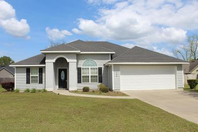 Lowndes County Single Family Home For Sale: 7606 Caden Way