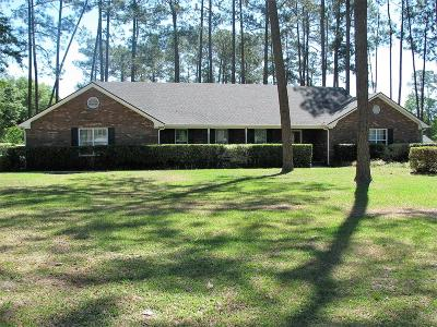 Berrien County, Brooks County, Cook County, Lanier County, Lowndes County Single Family Home For Sale: 424 N Hwy 125