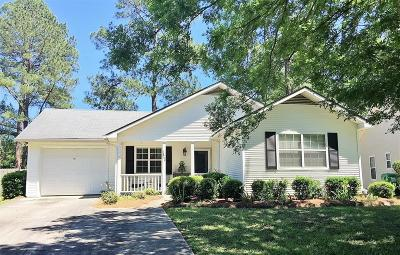 Single Family Home For Sale: 2867 Fawnwood Circle