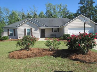 Berrien County, Brooks County, Cook County, Lanier County, Lowndes County Single Family Home For Sale: 5337 Branch Point