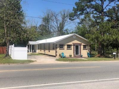 Berrien County, Brooks County, Cook County, Lanier County, Lowndes County Single Family Home For Sale: 212 Dampier St.
