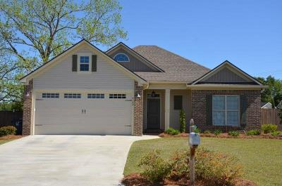 Berrien County, Brooks County, Cook County, Lowndes County Single Family Home For Sale: 4150 Bowen Way
