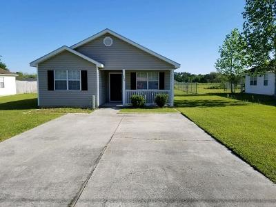 Berrien County, Brooks County, Cook County, Lanier County, Lowndes County Single Family Home For Sale: 649 Johnson St.