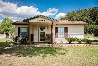 Single Family Home For Sale: 3863 Sportsman Cove Rd