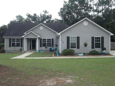 Berrien County, Brooks County, Cook County, Lanier County, Lowndes County Single Family Home For Sale: 5824 Live Oak Dr