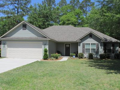 Berrien County, Brooks County, Cook County, Lanier County, Lowndes County Single Family Home For Sale: 4462 Quarterman Estates Drive