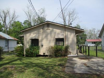 Berrien County, Brooks County, Cook County, Lanier County, Lowndes County Single Family Home For Sale: 739 S Lee Street