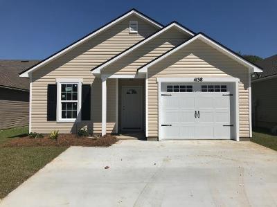 Valdosta GA Single Family Home For Sale: $125,900