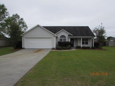 Berrien County, Brooks County, Cook County, Lanier County, Lowndes County Single Family Home For Sale: 22 Ridge Road
