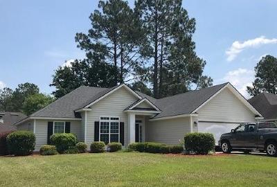 Valdosta GA Single Family Home For Sale: $157,000