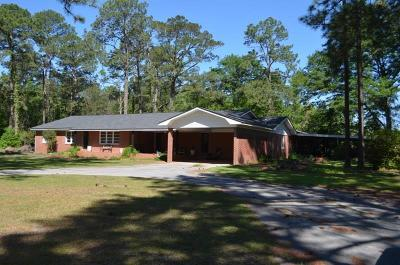 Hahira Single Family Home For Sale: 4121 E Highway 122