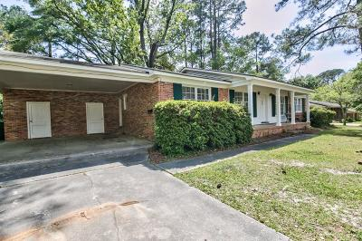 Berrien County, Brooks County, Cook County, Lanier County, Lowndes County Single Family Home For Sale: 807 Gornto