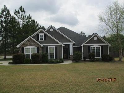 Hahira Single Family Home For Sale: 757 Carriage Crossing