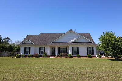 Valdosta GA Single Family Home For Sale: $189,000